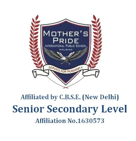 Mother\'s Pride International Public School  Senior Secondary Level